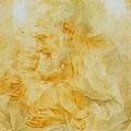 Saint Joseph by Reni Guido