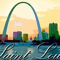 Saint Louis by John Lautermilch