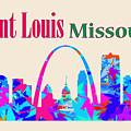Saint Louis Missouri by David Millenheft