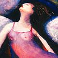 Saint Marcela by Claudia Fuenzalida Johns