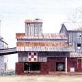 Saint Matthews Milling Co. by Jean Ehler