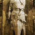 Saint Michael by Marc Huebner
