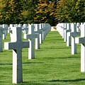 Saint Mihiel American Cemetery by Travel Pics