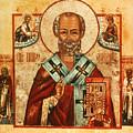 Saint Nicholas by Granger