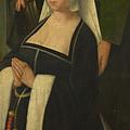 Saint Paul And A Donatrix by PixBreak Art