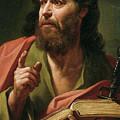 Saint Paul  by Etienne Parrocel