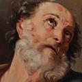 Saint Peter by Reni Guido