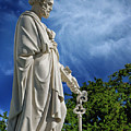 Saint Peter With Keys To Heaven by Peter Piatt