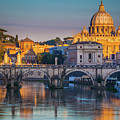 Saint Peters Basilica by Inge Johnsson