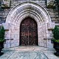 Saint Peter's Doors by Mark Miller
