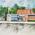 Saint Rose Catholic School by Kathy Laughlin