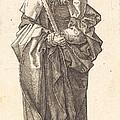 Saint Simon by Albrecht D?rer