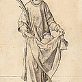 Saint Stephen by Martin Schongauer