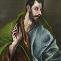 Saint Thomas by El Greco