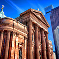 Saints Peter And Paul In Philadelphia   by Olivier Le Queinec