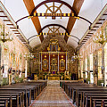Saints Peter And Paul Parish Church In Bantayan by James BO Insogna