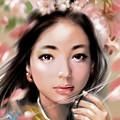 Sakuya Hime by GETABO Hagiwara