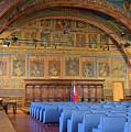 Sala Dei Notari 13th Century by Sally Weigand