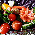 Salad by Dianne Pettingell