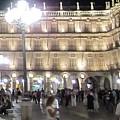 Salamanca Plaza II Spain by John Shiron