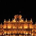 Salamanca Plaza Iv Spain by John Shiron
