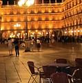 Salamanca Plaza V Spain by John Shiron