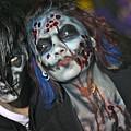 Salem Halloween Makeup by Rick Macomber