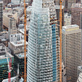 Salesforce Tower In San Francisco by David Oppenheimer