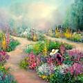 Sally's Garden by Sally Seago