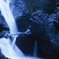 Salmon Creek Falls by Soli Deo Gloria Wilderness And Wildlife Photography