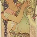 Salome, 1897 by Alphonse Marie Mucha