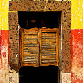 Saloon Door 1 by Mexicolors Art Photography