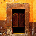 Saloon Door 5 by Mexicolors Art Photography