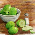 Salt And Lime by Mary Tuomi