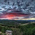 Salt Creek Sunrise by Fiskr Larsen