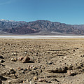 Salt Flats And Panamint Mtns by Michael Bessler