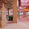 Salt Hotel, Salar De Uyuni, Bolivia by Karol Kozlowski