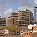 Salt Lake City by Dennis Hammer