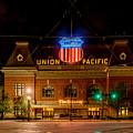 Salt Lake City Union Pacific Depot by Paul LeSage
