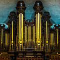 Salt Lake Tabernacle Organ by TL  Mair