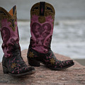 Salt Water Boots by Dale Powell