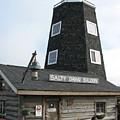 Salty Dawg Saloon by April Camenisch