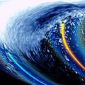 Salty Lux Wave by Claude Bill Irwin