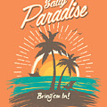 Salty Paradise by Kevin Putman