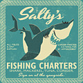 Salty's Fishing Charters by Daviz Industries