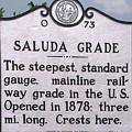 Saluda Grade by Pat Turner