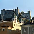 Salzburg Austria 3 by Lee Santa