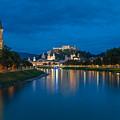 Salzburg, Austria by Brenda Jacobs