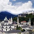 Salzburg - City Of Music by Brenda Kean