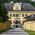 Salzburg Chateau by Carol Groenen